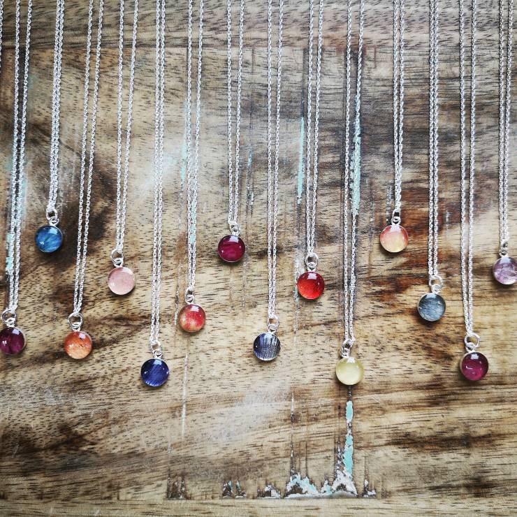 Botanical Collection Necklaces